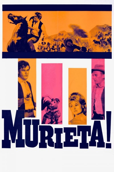Caratula, cartel, poster o portada de Joaquín Murrieta