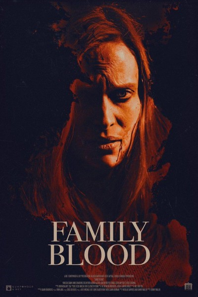 Caratula, cartel, poster o portada de Family Blood