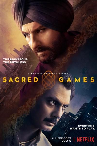 Caratula, cartel, poster o portada de Juegos Sagrados