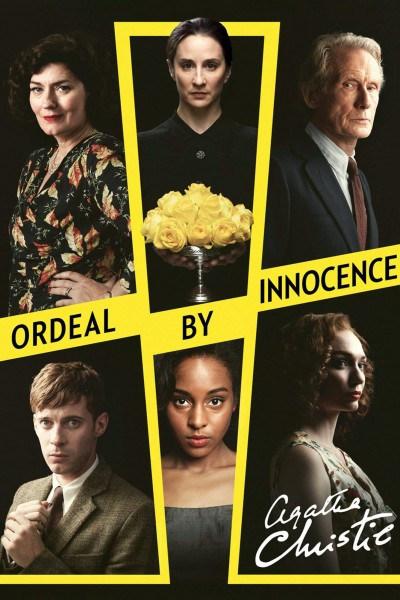 Caratula, cartel, poster o portada de Agatha Christie: Inocencia trágica