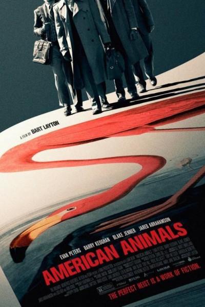 Caratula, cartel, poster o portada de American Animals