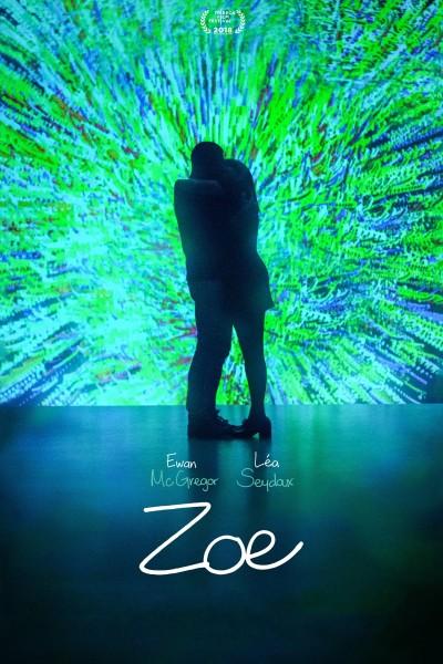 Caratula, cartel, poster o portada de Zoe