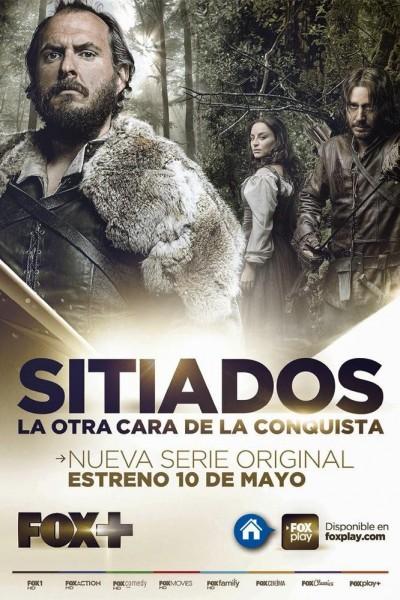 Caratula, cartel, poster o portada de Sitiados