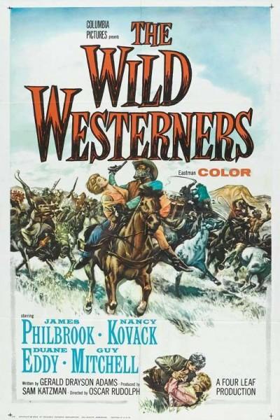 Caratula, cartel, poster o portada de Oeste salvaje