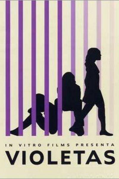 Caratula, cartel, poster o portada de Violetas