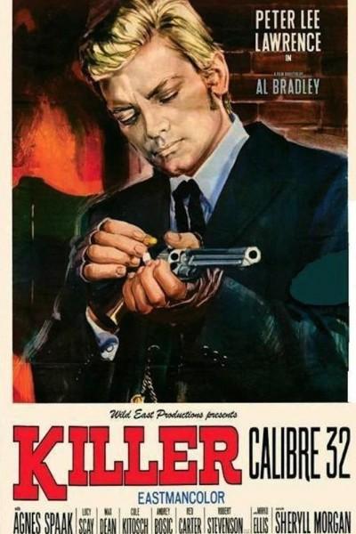 Caratula, cartel, poster o portada de Killer calibro 32
