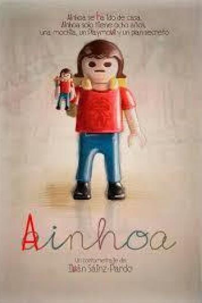 Caratula, cartel, poster o portada de Ainhoa