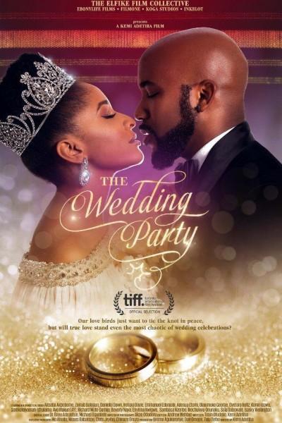Caratula, cartel, poster o portada de The Wedding Party