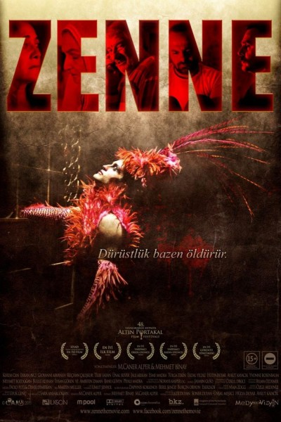 Caratula, cartel, poster o portada de Zenne Dancer