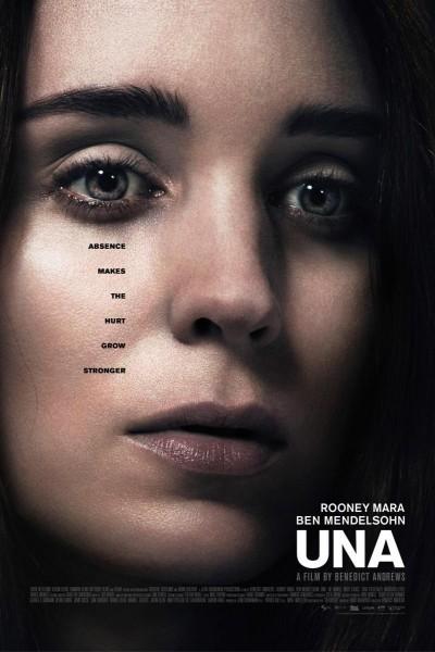 Caratula, cartel, poster o portada de Una