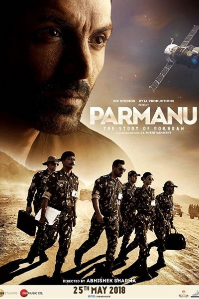 Caratula, cartel, poster o portada de Parmanu: The Story of Pokhran