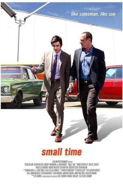 Caratula, cartel, poster o portada de Small Time