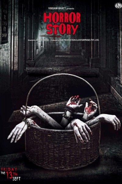 Caratula, cartel, poster o portada de Horror Story
