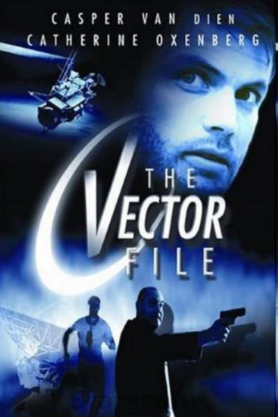 Caratula, cartel, poster o portada de El Expediente Vector