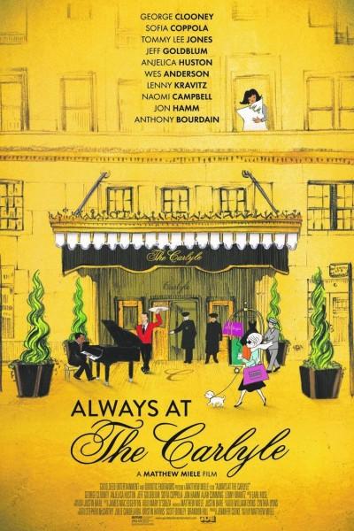 Caratula, cartel, poster o portada de Always at The Carlyle
