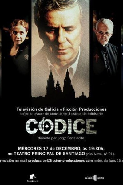 Caratula, cartel, poster o portada de Códice