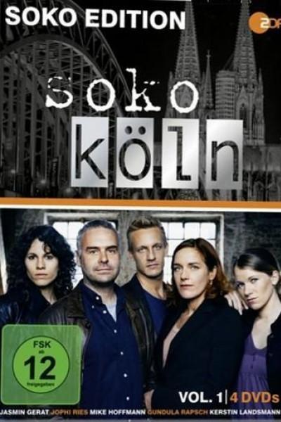 Caratula, cartel, poster o portada de Colonia Brigada Criminal (SOKO Köln)