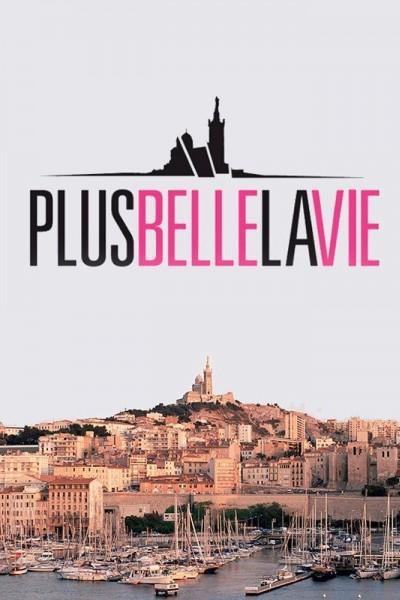 Caratula, cartel, poster o portada de Plus belle la vie