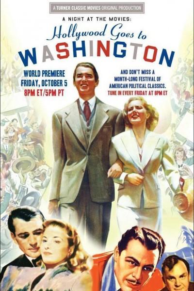 Caratula, cartel, poster o portada de A Night at the Movies: Hollywood Goes to Washington