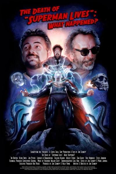 """Caratula, cartel, poster o portada de The Death of \""""Superman Lives\"""": What Happened?"""