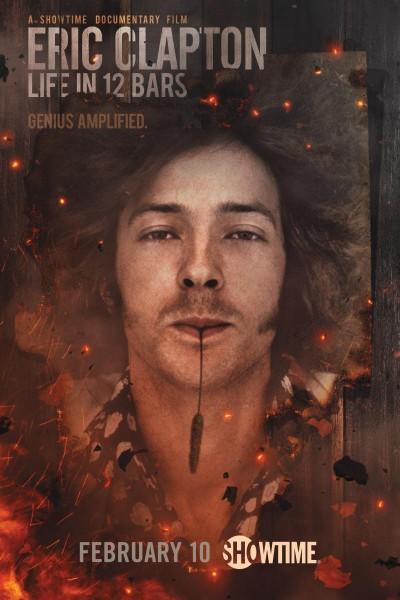 Caratula, cartel, poster o portada de Eric Clapton. El patrón del blues