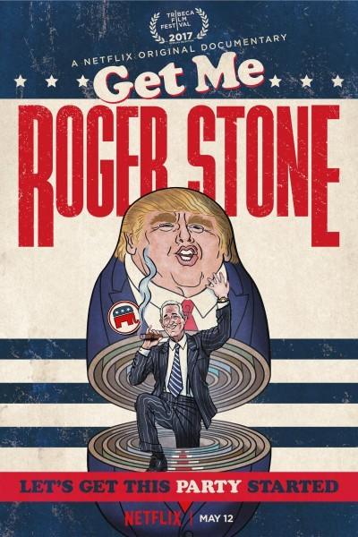 Caratula, cartel, poster o portada de Pásame con Roger Stone