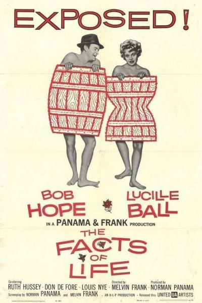 Caratula, cartel, poster o portada de Los hechos de la vida