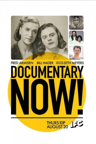 Caratula, cartel, poster o portada de Documentary Now!