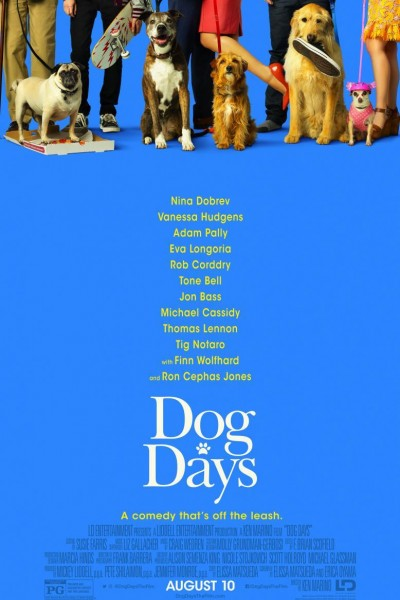 Caratula, cartel, poster o portada de I Love Dogs