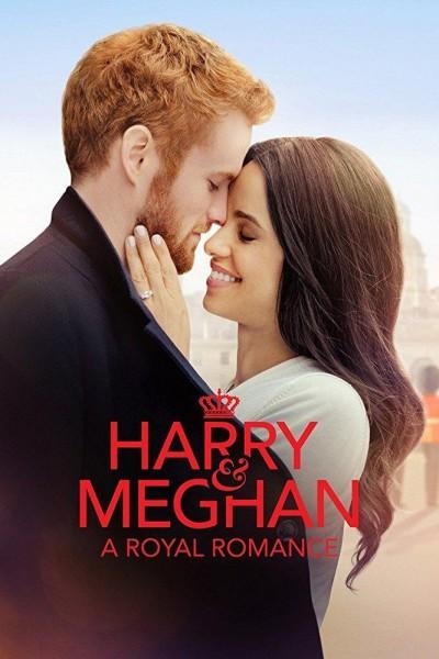 Caratula, cartel, poster o portada de Harry y Meghan: Un romance real