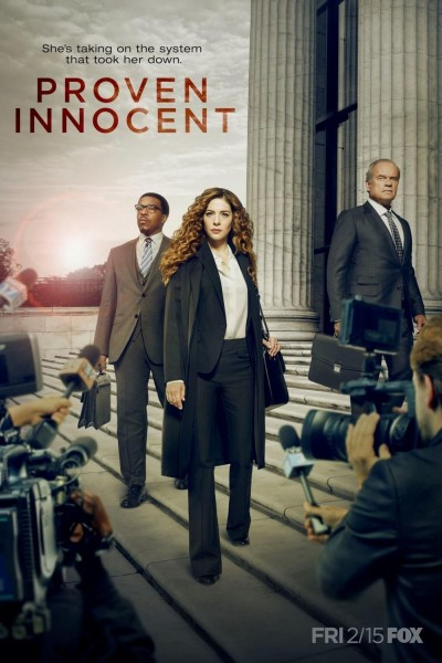 Caratula, cartel, poster o portada de Proven Innocent