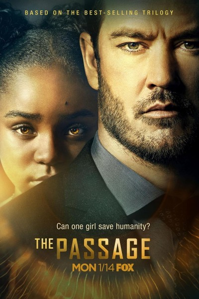 Caratula, cartel, poster o portada de The Passage