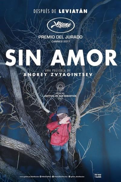 Caratula, cartel, poster o portada de Sin amor (Loveless)