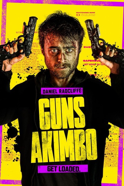 Caratula, cartel, poster o portada de Guns Akimbo