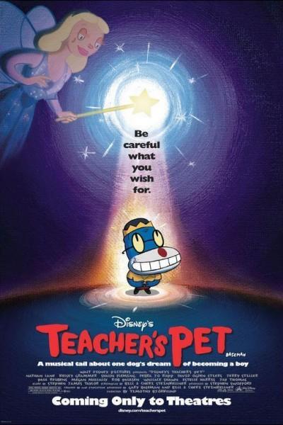 Caratula, cartel, poster o portada de Teacher\'s Pet