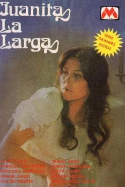 Caratula, cartel, poster o portada de Juanita la Larga