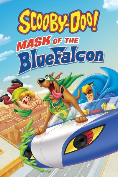Caratula, cartel, poster o portada de Scooby-Doo: La máscara del Halcón Azul