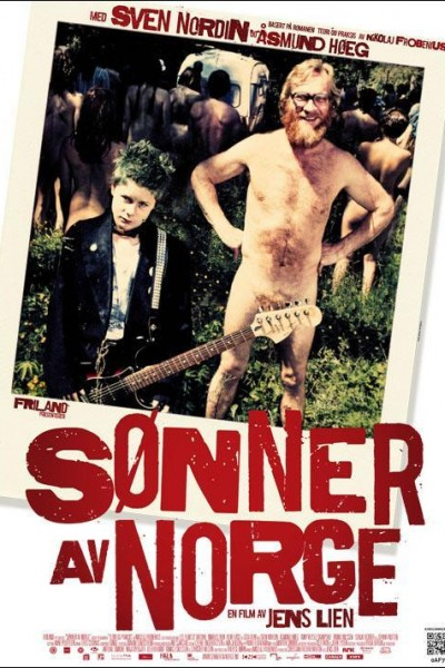 Caratula, cartel, poster o portada de Sons of Norway