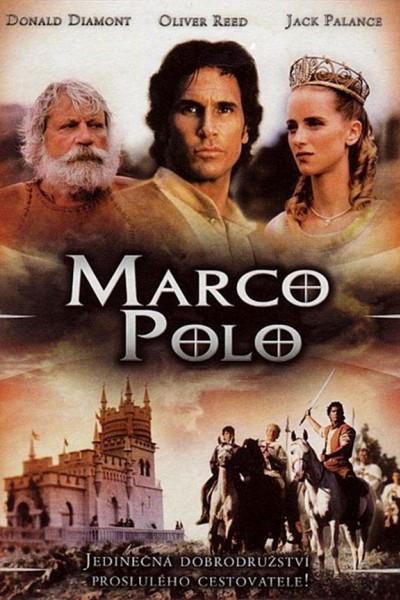 Caratula, cartel, poster o portada de Las aventuras de Marco Polo
