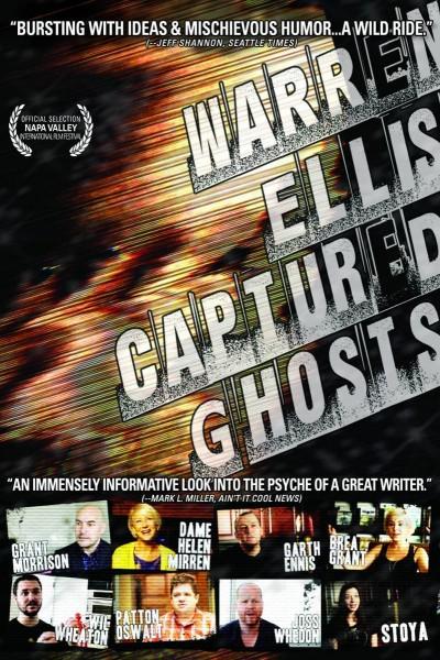Caratula, cartel, poster o portada de Warren Ellis: Captured Ghosts