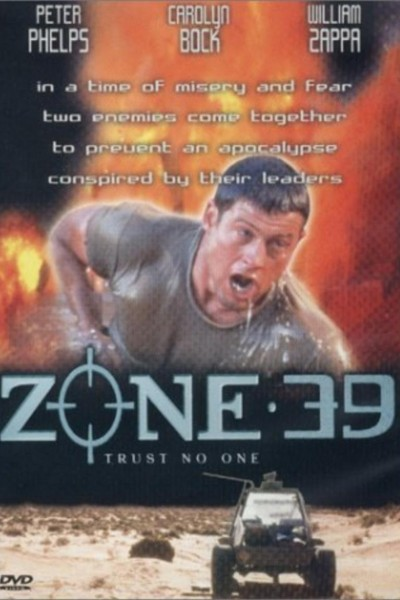 Caratula, cartel, poster o portada de Zona 39
