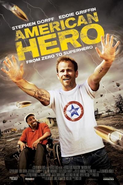 Caratula, cartel, poster o portada de American Hero