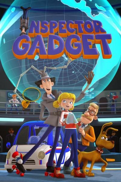 Caratula, cartel, poster o portada de Inspector Gadget