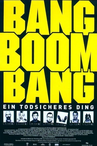 Caratula, cartel, poster o portada de Bang Boom Bang - Ein todsicheres Ding