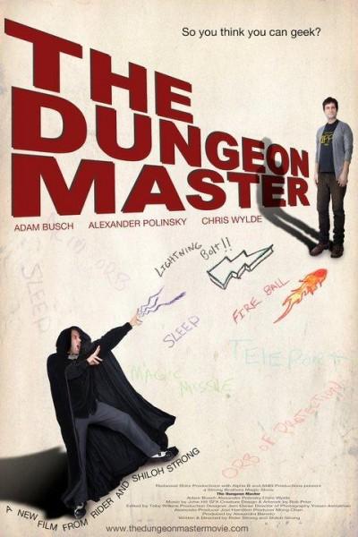 Caratula, cartel, poster o portada de The Dungeon Master