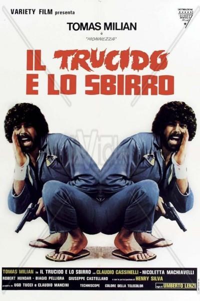 Caratula, cartel, poster o portada de Il trucido e lo sbirro
