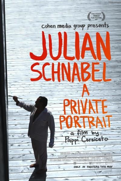 Caratula, cartel, poster o portada de Julian Schnabel: un retrato privado