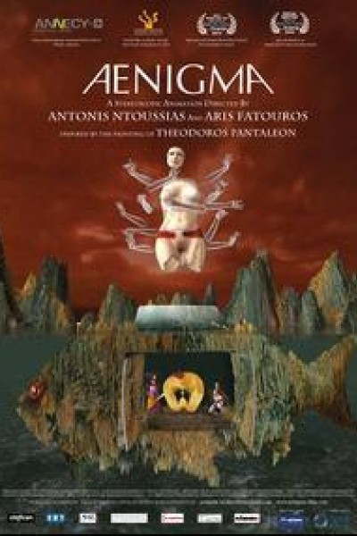 Caratula, cartel, poster o portada de Aenigma