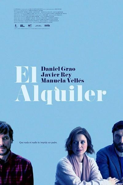 Caratula, cartel, poster o portada de El alquiler
