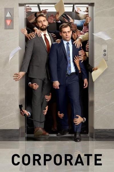 Caratula, cartel, poster o portada de Corporate